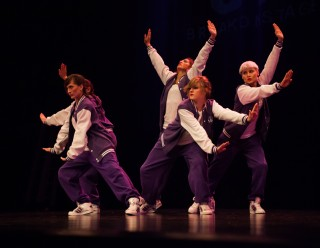 Breathless, Bost Urban Dance Comp.